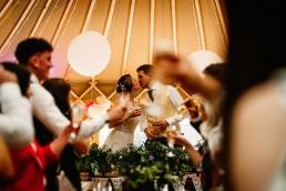 wedding speeches at thorpe garden